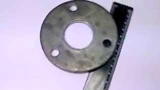 Фланец Ф100мм(ограждения из нержавейки комплектующие http://www.bleskmet.ru/catalog/flanets-stal-f38., 2012-06-03T18:23:33.000Z)