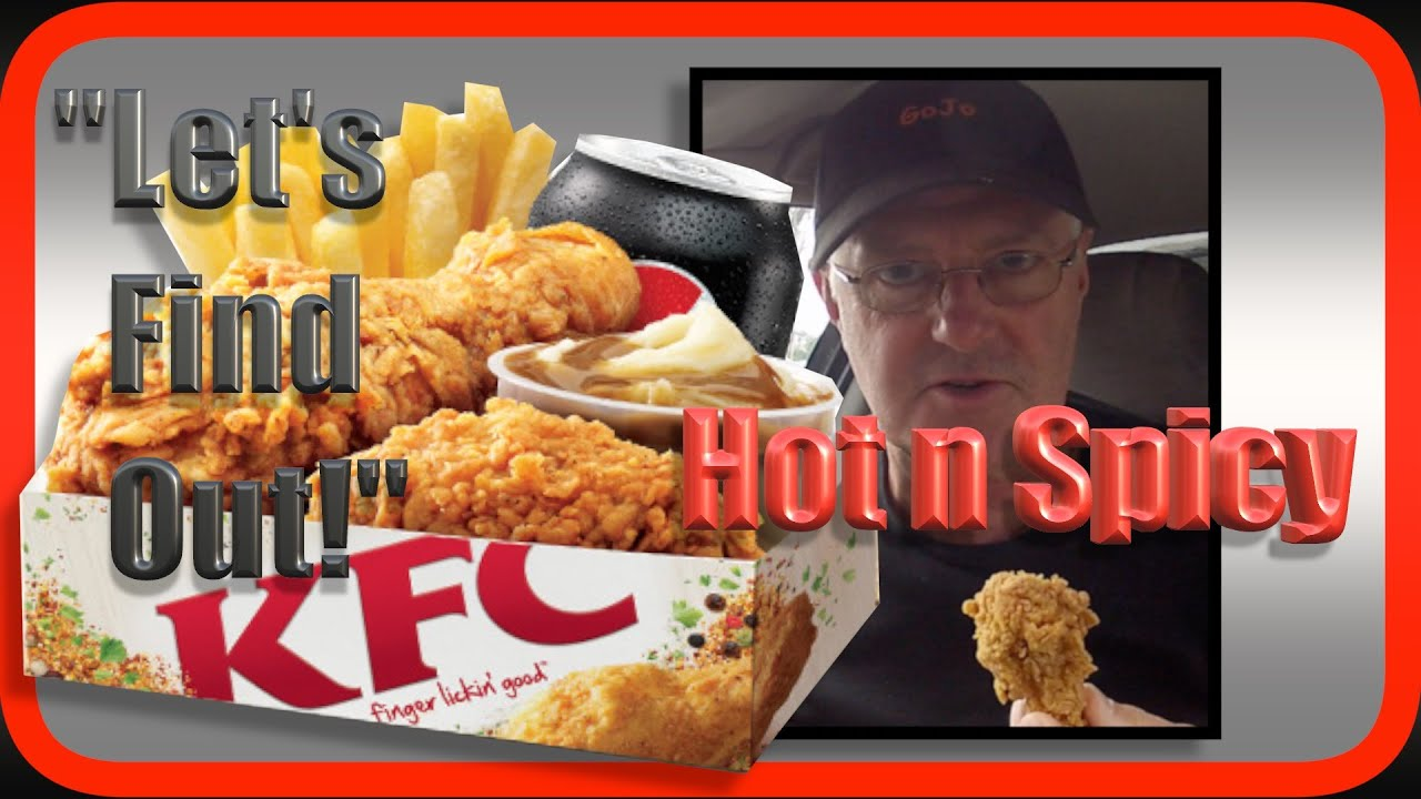 sc 1 st  YouTube & KFC Hot n Spicy $5 Lunch Box Food Review - YouTube Aboutintivar.Com