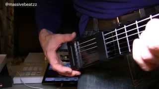 JAMSTIK  Guitar for Iphone & Mac REVIEW