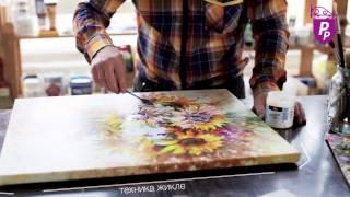 Print-Poster о производстве наших картин.