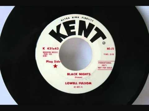Black Nights - Lowell Fulson