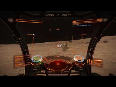 Elite Dangerous Moon Mining