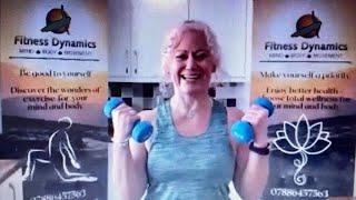 Blitz short Weights Workout for Women