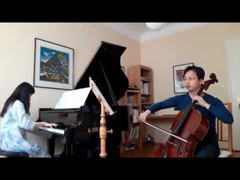 Dreams for cello and piano by Yuumi Yamaguchi, 1998  【夢想】~チェロとピアノのための~ 山口友由実