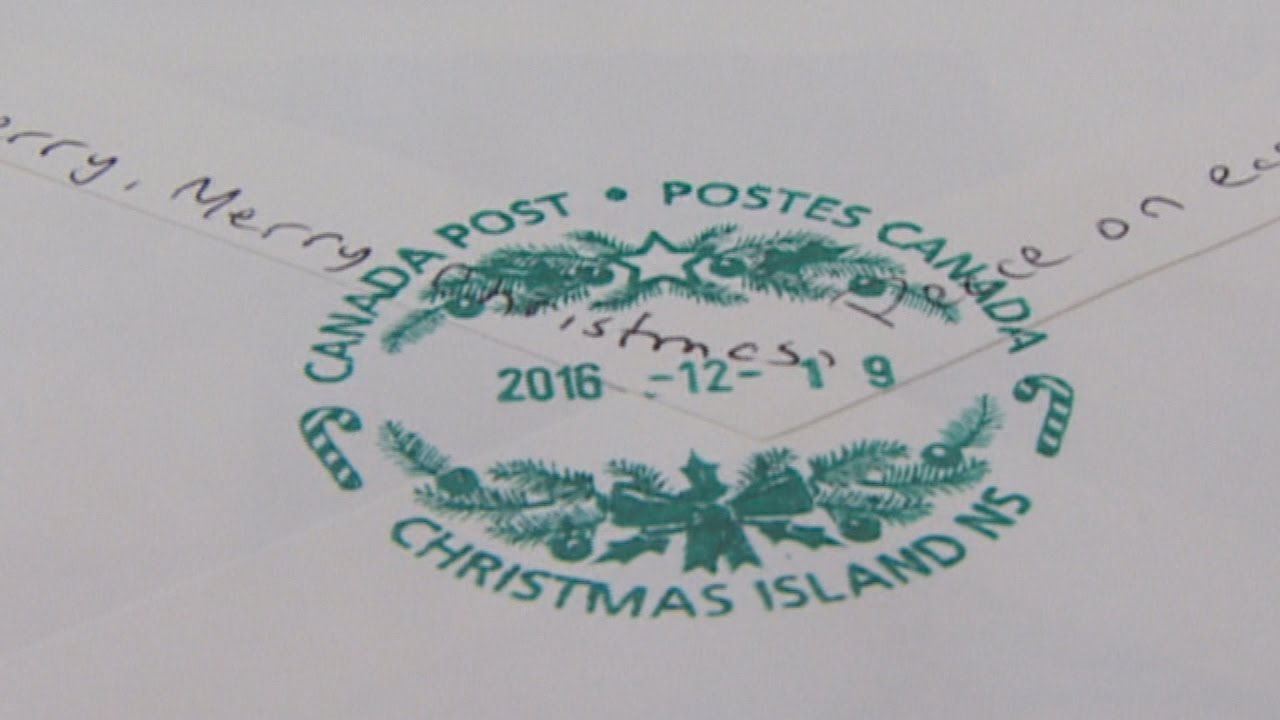 N.S. post office gets thousands of letters from senders looking for Christmas stamp