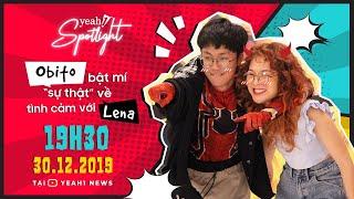 Sau 'Simple Love', Obito bật mí 'sự thật' tình cảm dành cho Lena #Yeah1Spotligh