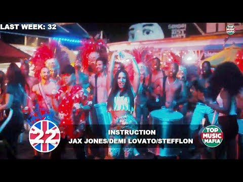 Top 40 Songs of The Week - August 12, 2017 (UK BBC CHART)