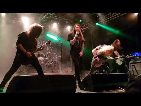 Harakiri for the Sky - live at Metal Crane -fest in Helsinki 2018-01-20