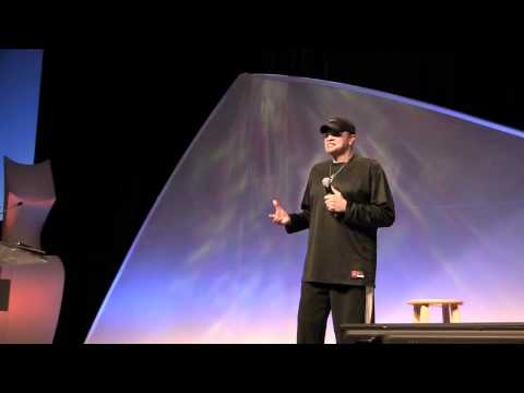 Sinbad at Macworld 2011 - YouTube