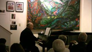 "Stephen Fierros plays ""Verrufene Stelle"" from Waldszenen, Op. 82 by Robert Schumann"