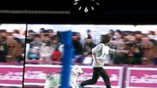 エクストリーム・チャンピオンシップin西武ドーム 2010/11/14 オーロラ...