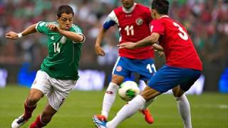 MEXICO VS  COSTA RICA SCORE AND REACTION FOR WORLD CUP 2018 QUALIFYING