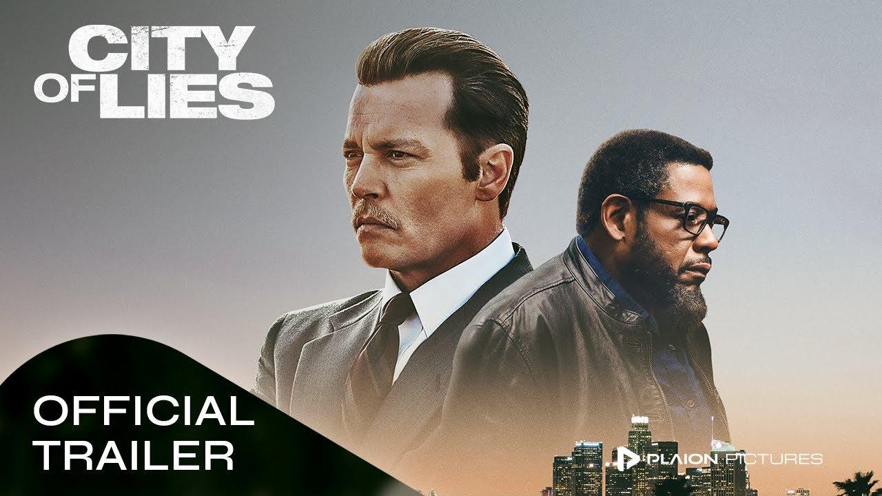 City of Lies (Deutscher Trailer) - Johnny Depp, Forest Whitaker, Brad Furman - YouTube