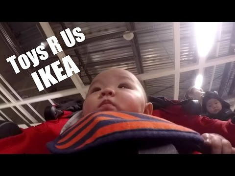 Toy R Us To IKEA