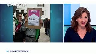 Les slogans de la contestation en Algérie - L'humeur de Linda du 14 mars