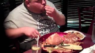 Mike V. Food, The Monster Burger Challenge, Part 2