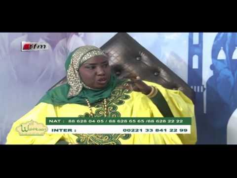 Wakhtane Ak Sokhna Fatou Bintou Diop & Oustaz ASSANE SECK - 20 Janvier 2017 - TFM