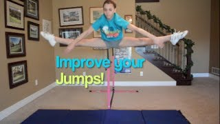 How to Improve your Jumps