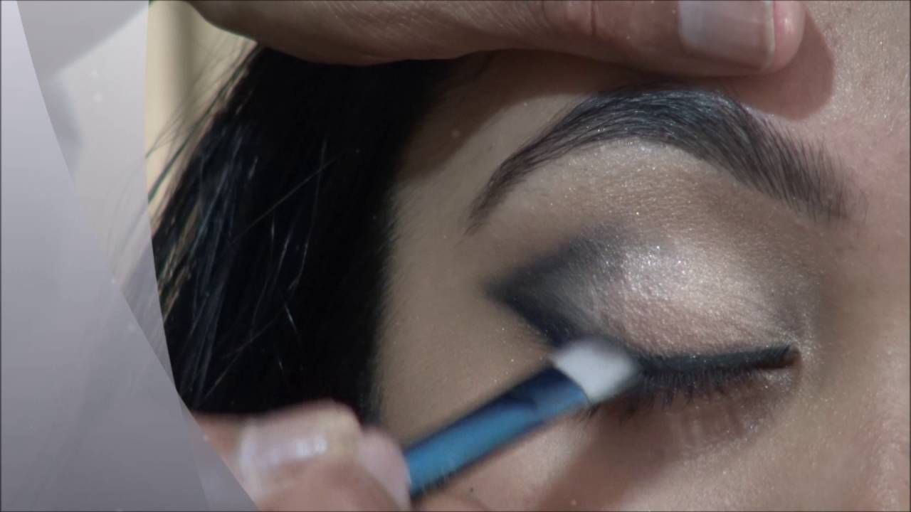 How To Eye Makeup Look For A Sweet 16 Youtube