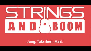 Helene Fischer - Atemlos (Cover by Strings and Boom - LIVE at Klangecht 2015)