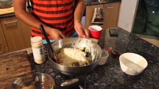 How To Make Spinach Artichoke Dip With Goat Cheese