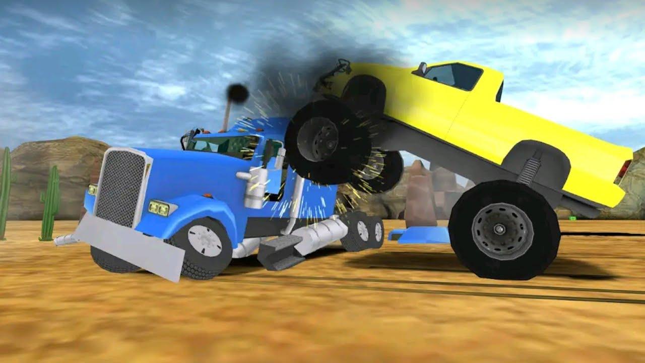 Auto Crash Simulator