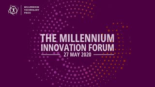 Don't miss the most inspiring innovation event of 2020: The Millennium Innovation Forum!
