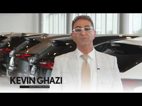 Kevin from Lexus of Lakeridge - Meet Our Team