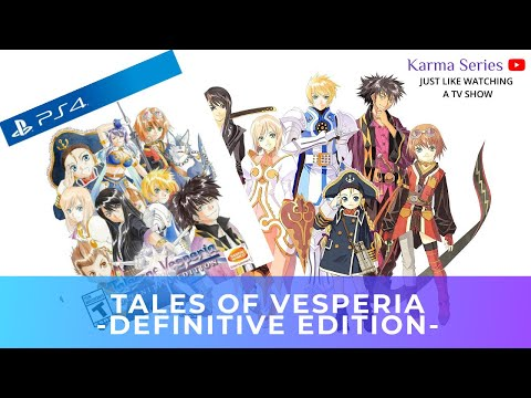 Tales of Vesperia Game Movie Episode 53 |