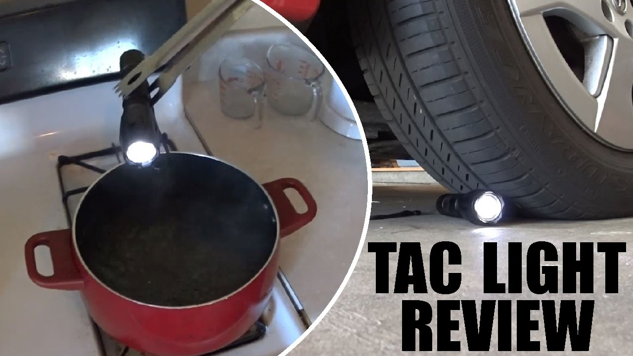 Tac Light Review (Bell & Howell): Does it Actually Work?