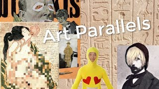 Art History Parallels
