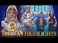 Tawag ng Tanghalan: Vice answers people complaining about his very short pants