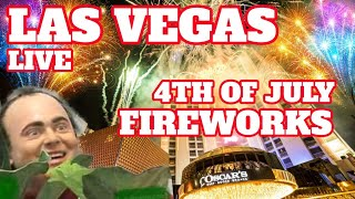 Why I Didn't Walk The Strip on 4th Of July Las Vegas