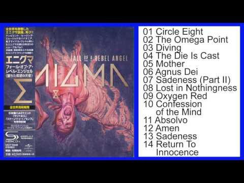 Enigma   Fall of a Rebel Angel Japan SHM CD album