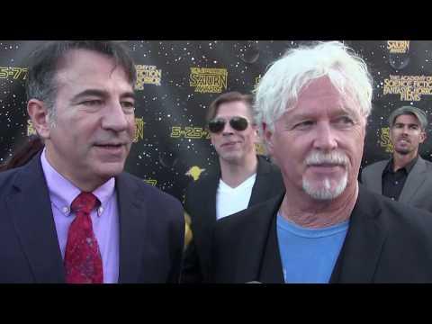 William Katt & Richard Schenkman  at the 2017 Saturn Awards