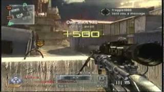 Pyro Dexx :: Modern Warfare 2 Quickscope Tutorial / Tips