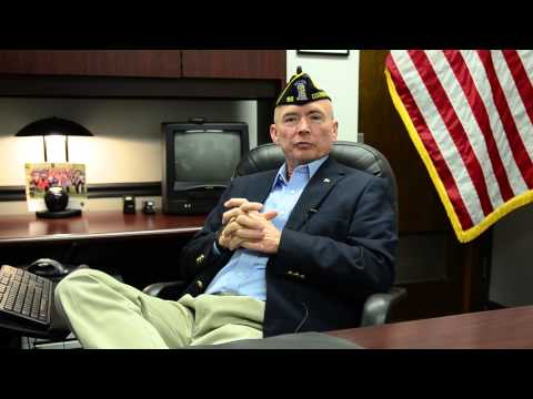 I Am The American Legion: Mark Ochsenbein