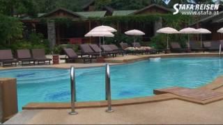 Gambar cover STAFA REISEN Hotelvideo: Haadlad Prestige Resort, Thailand