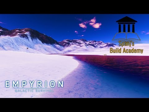 How to create custom Planets in Empyrion | Spanj's Build Academy