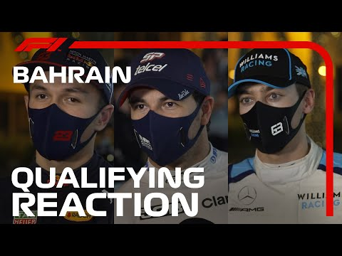 2020 Bahrain Grand Prix | Drivers React After Qualifying