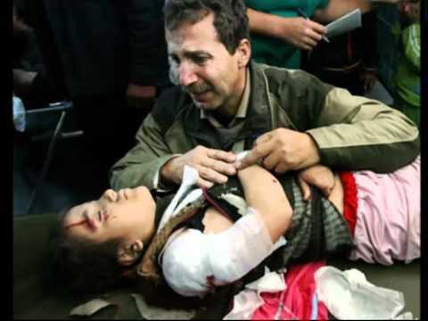The children of Palestine Hallelujah