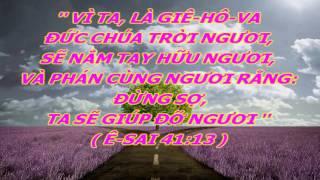 [Karaoke] NGUYỆN CHÚA NẮM TAY CON