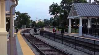 Winter Park, Florida SunRail Station