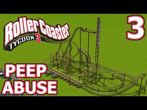Peep Abuse (RollerCoaster Tycoon 3)