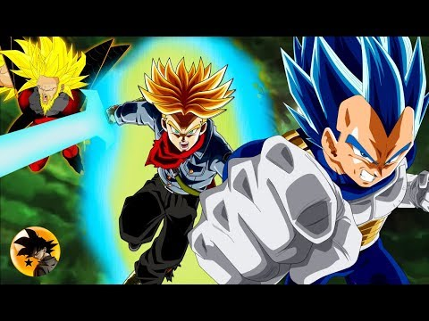 Beyond Blue Vegeta EXPLAINED | The Royal Blood Line of Saiyans