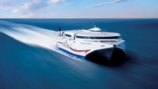 Normandie Express   Brittany Ferries High Speed Ferry