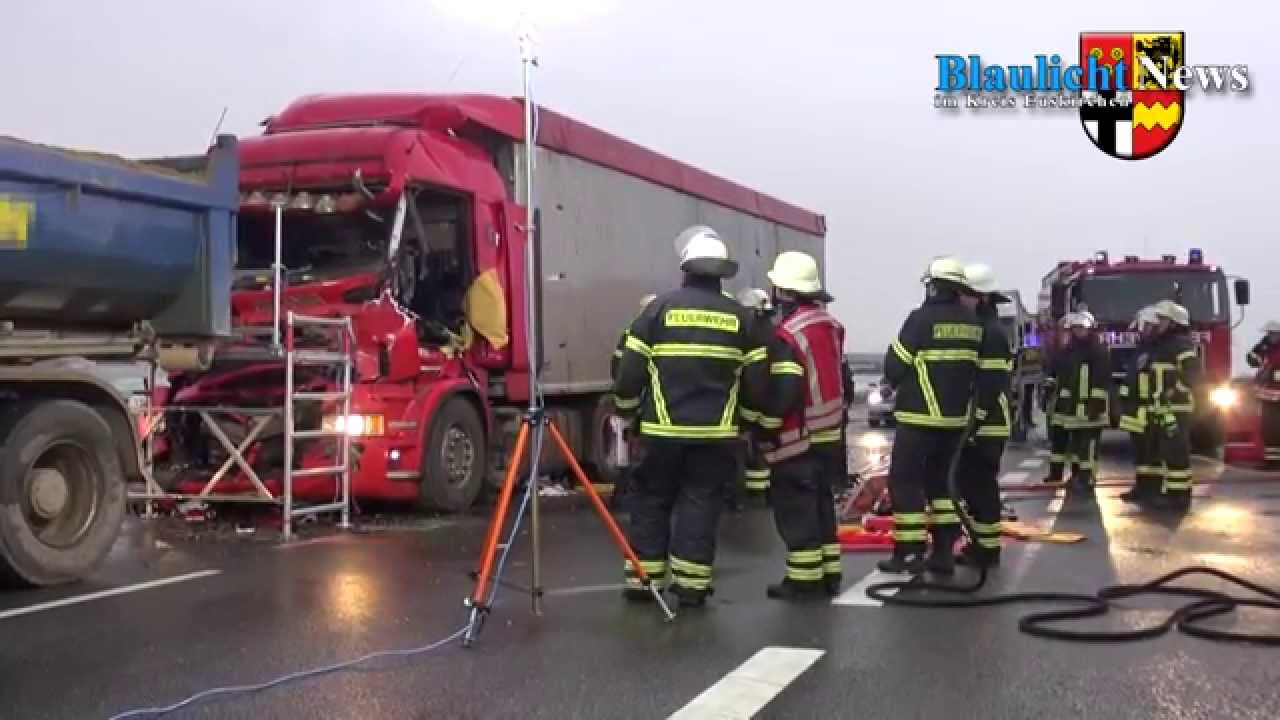 Schwerer Unfall Euskirchen