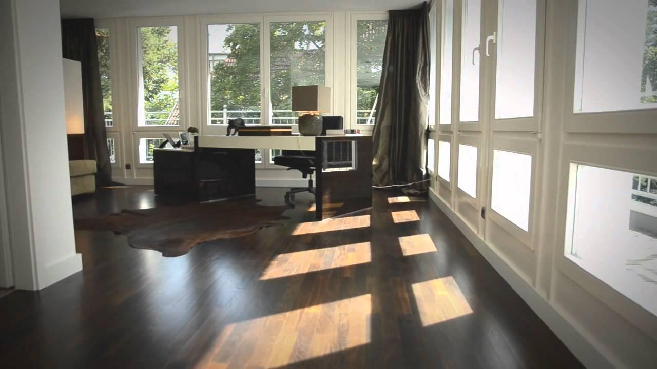 luxus penthouse in berlin grunewald youtube. Black Bedroom Furniture Sets. Home Design Ideas