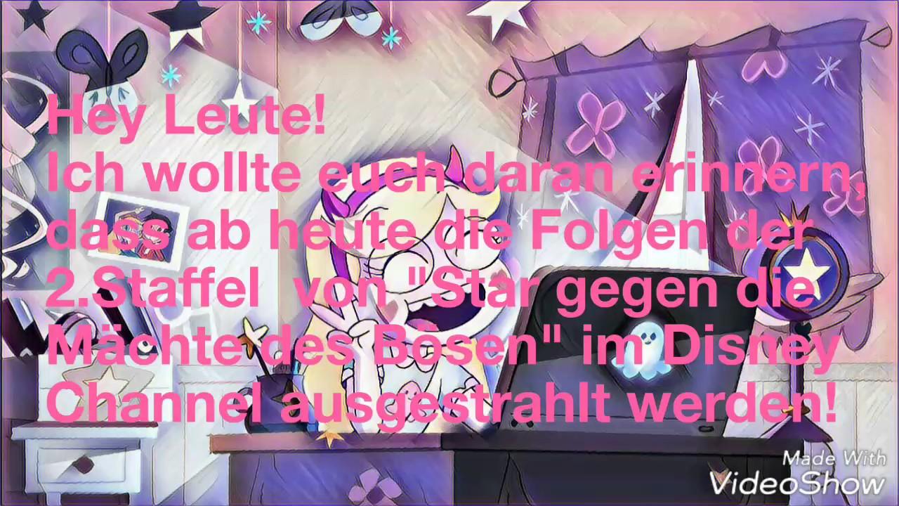 Staffel 2 Von Svtfoe Heute Im Disney Channel Youtube