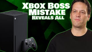 Xbox Boss Fights Back Against PS5, Accidentally Reveals Massive Xbox Series X Leaks!